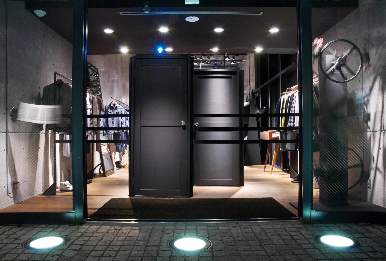 Megumi Matsubara Exhibition BOOJUM at Diesel Denim Gallery Tokyo