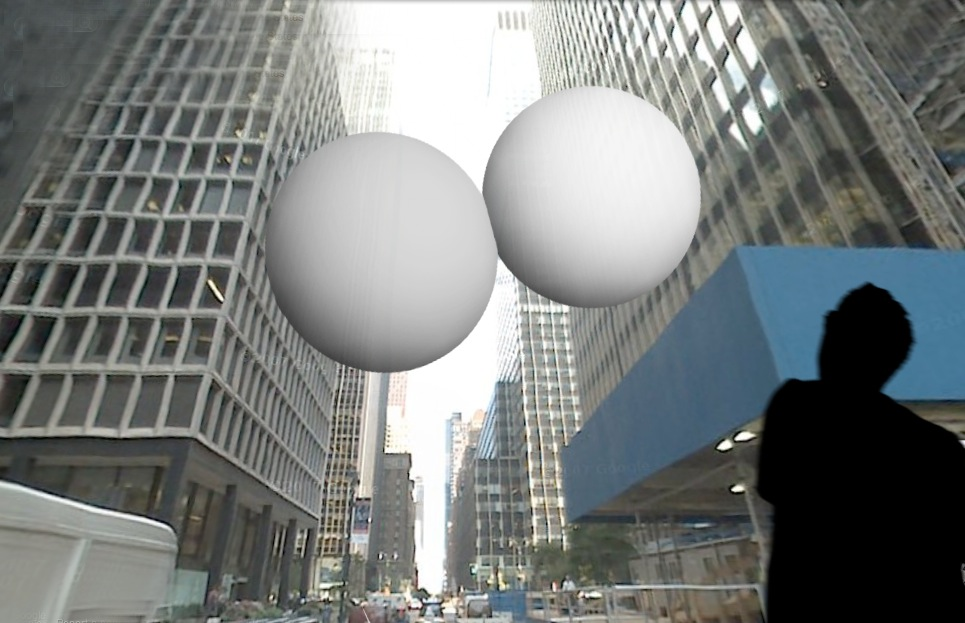 Cover image of New York Magazine Public Art Proposal Blueprint